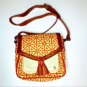 SPARTINA 449 Prestwick Bayley Crossbody Bag Purse
